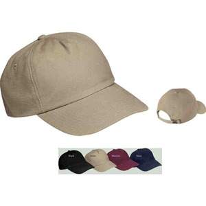 1 Day Service Headwear Items - 1 Day Service Brushed Cotton Baseball Caps