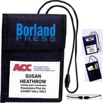 1 Day Service Promotional Items - 1 Day Service Badge Holders