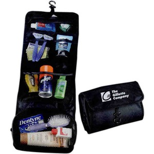 Custom Decorated 1 Day Service Folding Personal Amenity Travel Cases!