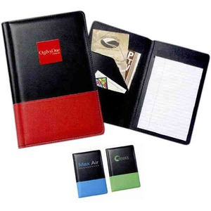 Custom Imprinted 1 Day Service Jotter Portfolios