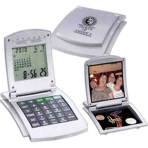 Custom Imprinted 1 Day Service Keepsake Calculators!