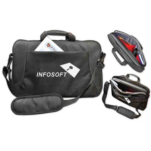 Custom Imprinted 1 Day Service Laptop Cases with Padded Sleeves!