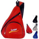 Custom Imprinted 1 Day Service Backpacks