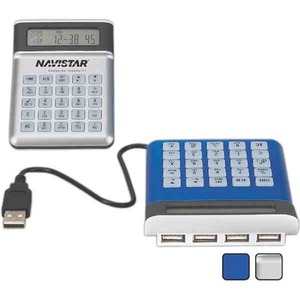 Custom Designed 1 Day Service USB Hub and Clock Combinations!