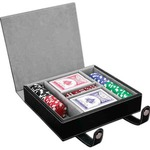 Custom Designed 100 Chip Professional Poker Sets
