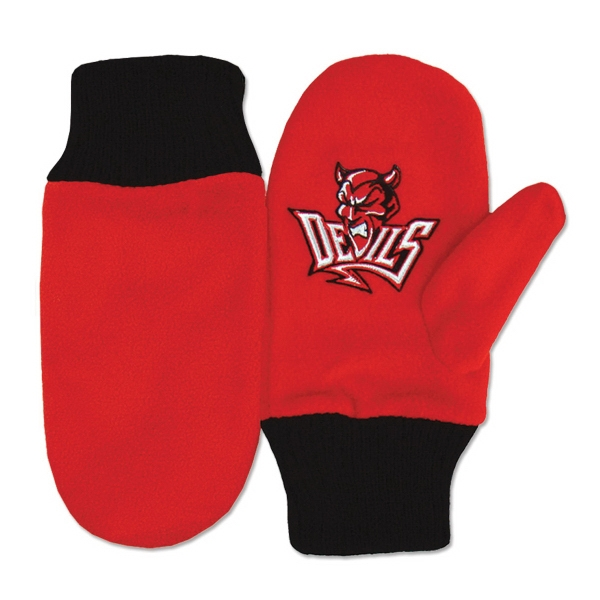 Horse Mascot Promotional Items - Horse Mascot Mittens