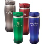 Custom Printed Crystal Travel Mugs!