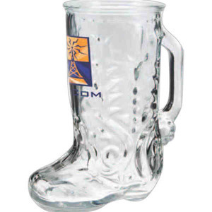 Customized 16oz. Boot Shaped Mugs!