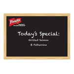 Custom Imprinted 18x24 Chalkboards and Blackboards!