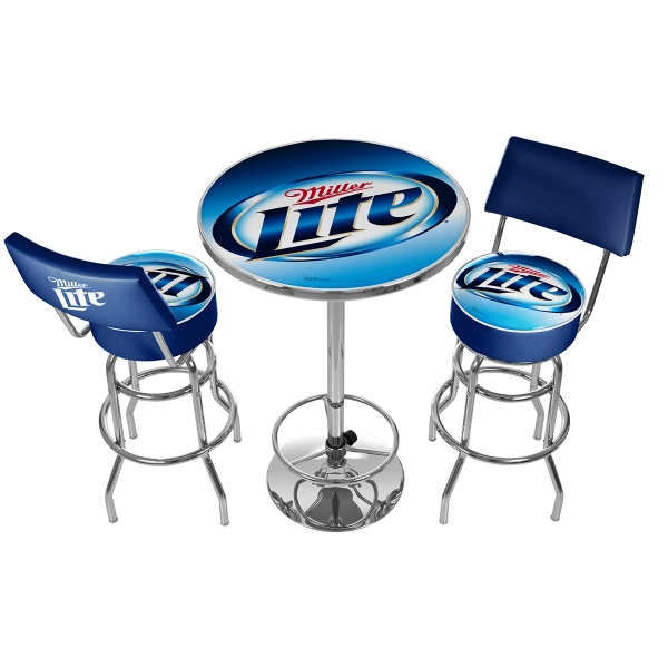 Custom Imprinted Bar Tables!