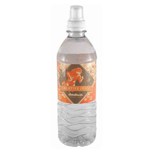 Customized 20oz. Private Label Water Bottles