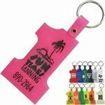 Custom Imprinted 1 Key Tag