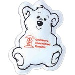 Custom Printed 3 Day Service Bear Shaped Cold Packs!