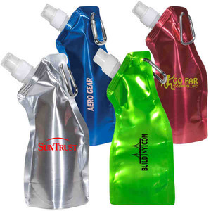 3 Day Service Sports Bottles - 3 Day Service Collapsible Sport Bottles