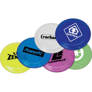 Personalized 3 Day Service Frisbees