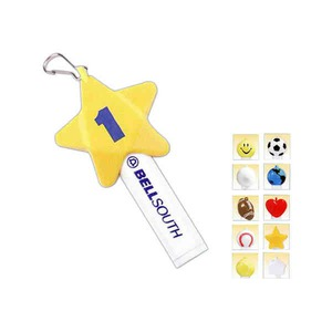 3 Day Service Shaped Lip Balms - 3 Day Service Star Shaped Lip Balms