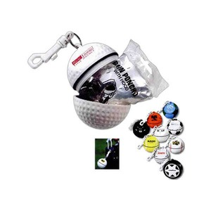 Globe and Earth Promotional Items - 3 Day Service World Globe Shaped Waterproof Containers with Ponchos