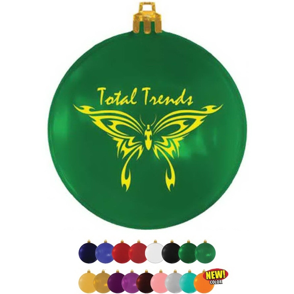 Christmas Ornaments - Shatterproof Ornaments