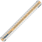 Custom Printed Architectural Rulers