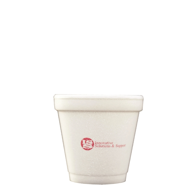 Disposable Hot and Cold Foam Drinkware -