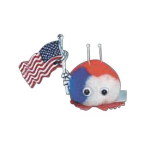 Custom Imprinted 4th of July Holiday Themed Weepuls!