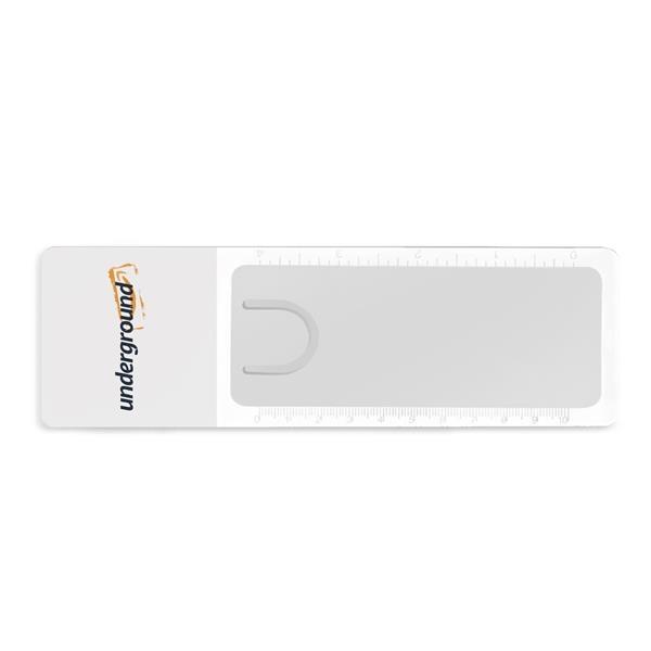 Custom Printed Magnifiers Bookmark!