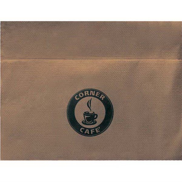 Custom Imprinted Disposable Recycled Napkins!