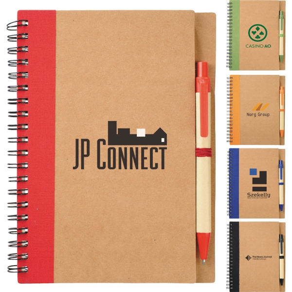 1 Day Service Notebooks -
