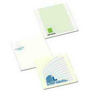 Custom Made 50 Sheet Post-It Notepads!