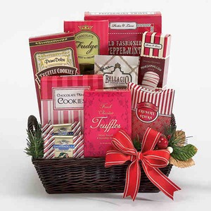Custom Imprinted Gift Baskets