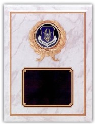 Government Agency Plaques -