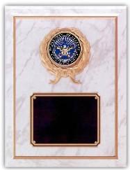 Custom Imprinted Department of Defense Plaques!