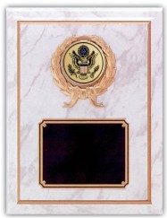 Custom Imprinted Seal of the United States Plaques!
