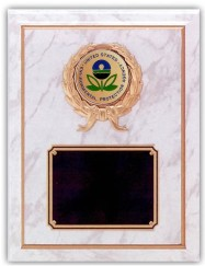 Custom Imprinted United States Environmental Protection Agency EPA  Plaques!