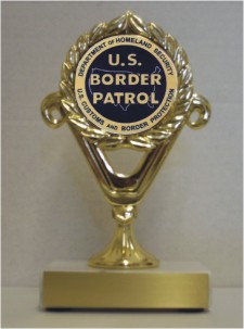 Government Agency Trophies -