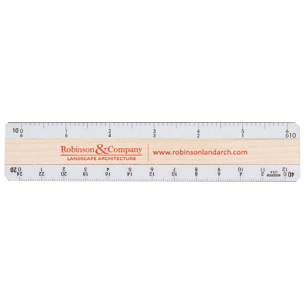 Custom Printed Civil Engineering Rulers