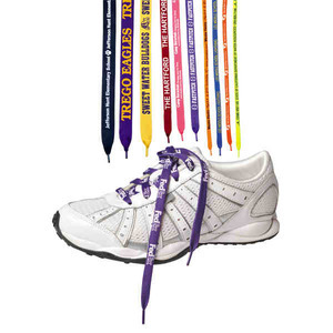 "Personalized 63"" Shoelaces"