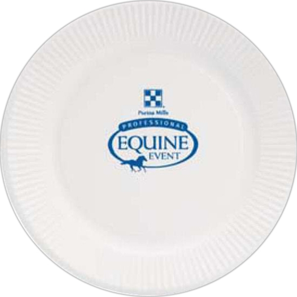 Disposable Color Paper Dining Products -