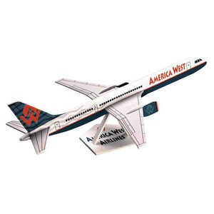 Custom Airplanes - Boeing 747-300 Model Foam Airplanes