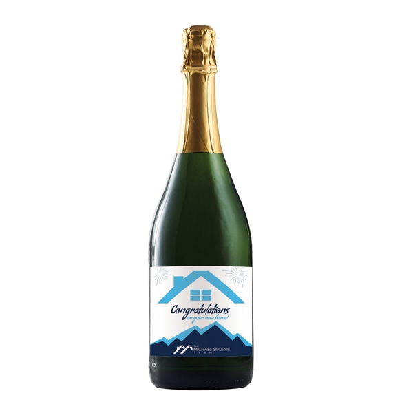 Labeled Wine Bottles -
