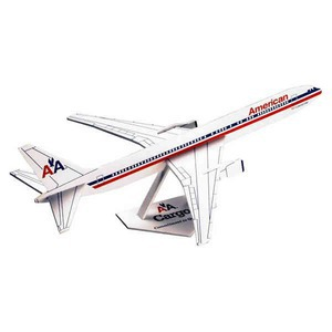Custom Airplanes - Boeing 767-300 Model Foam Airplanes