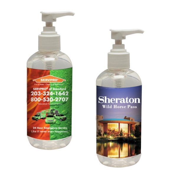 Antibacterial Hand Sanitizers - Antibacterial Hand Sanitizer Pump Bottles