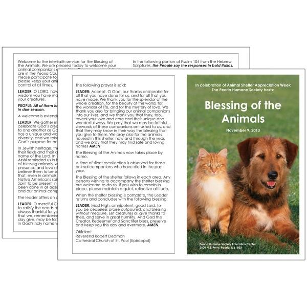Custom Imprinted Brochures!