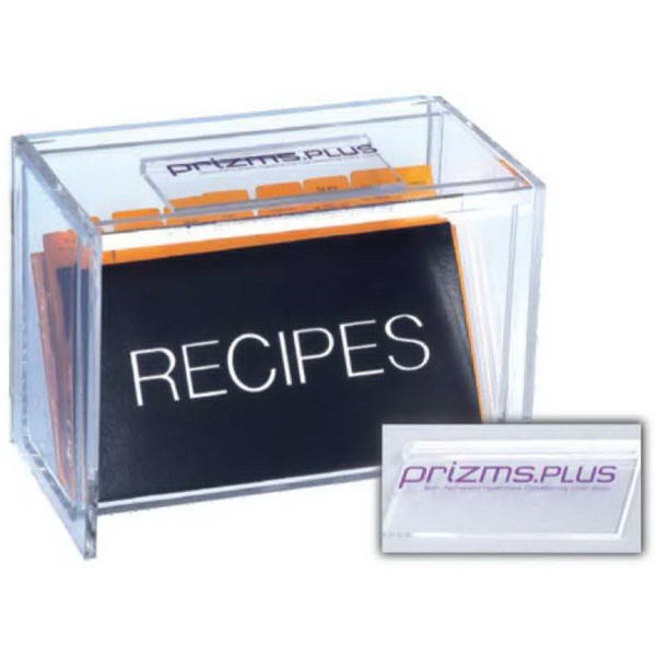 Personalized Recipe Boxes!