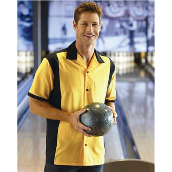 Custom Printed Classic Bowling Shirts!