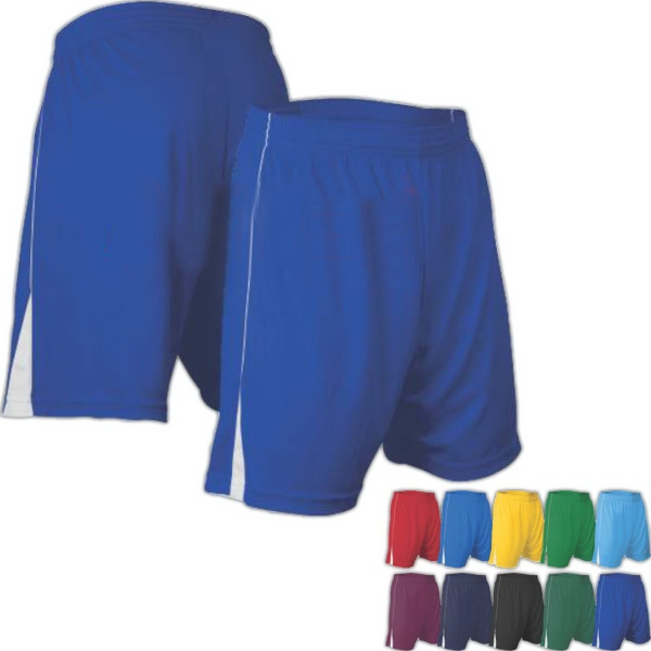 Custom Printed Frisco Soccer Shorts