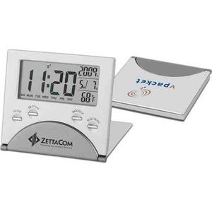 Custom Imprinted Alarm Clocks!