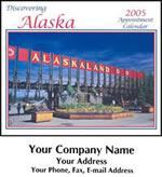 Custom Imprinted Alaska Wall Calendars