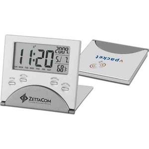 Clocks - Aluminum Alarm Clocks