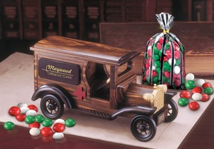 Vehicle Themed Food Gifts - Ambulance Vehicle Themed Food Gifts